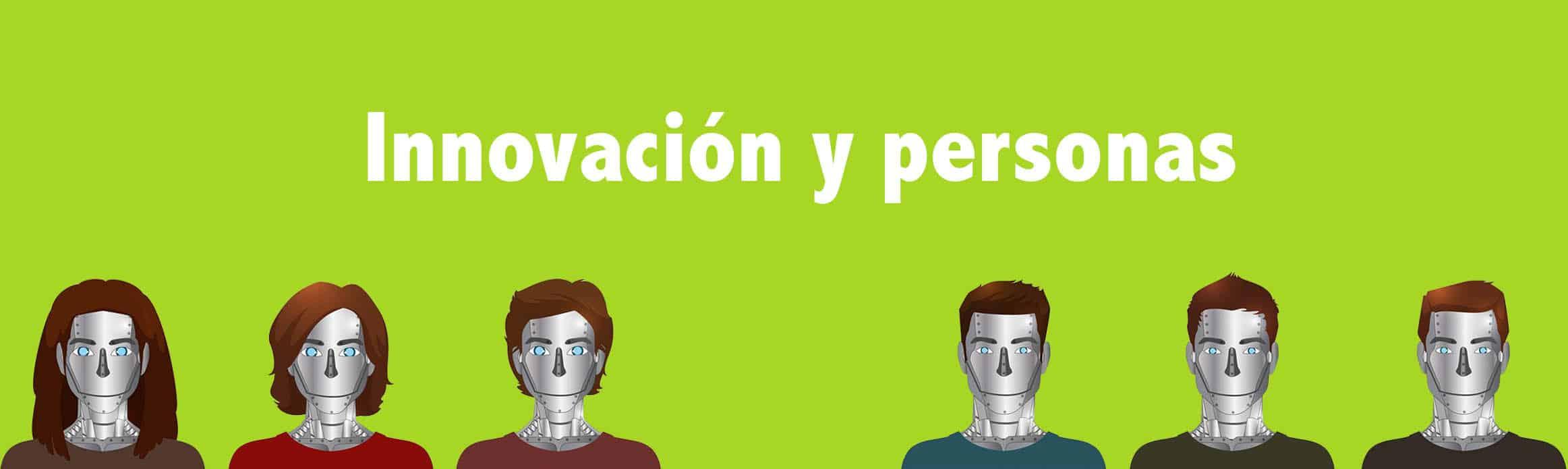 innovación personas