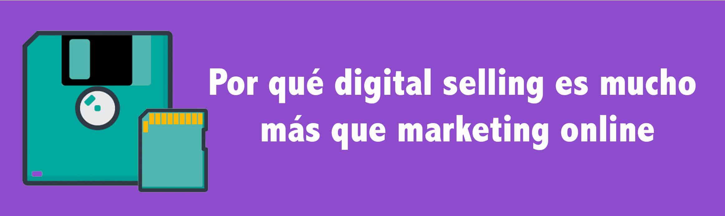 digital selling, marketing
