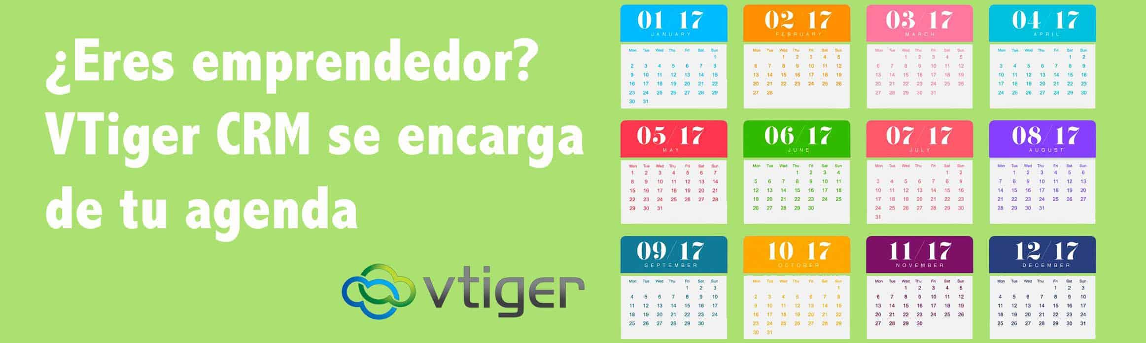 VTIGER, CRM VISUAL