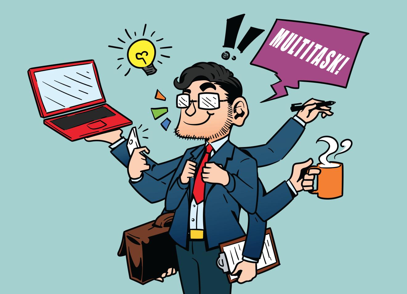 gestión de tareas