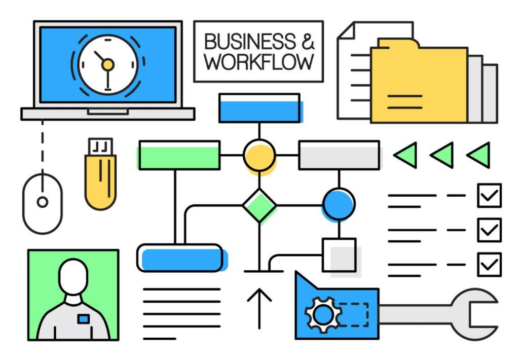 ¿Qué es la gestión de procesos de negocio?