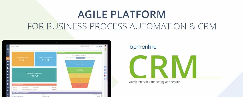 bpm online CRM por procesos