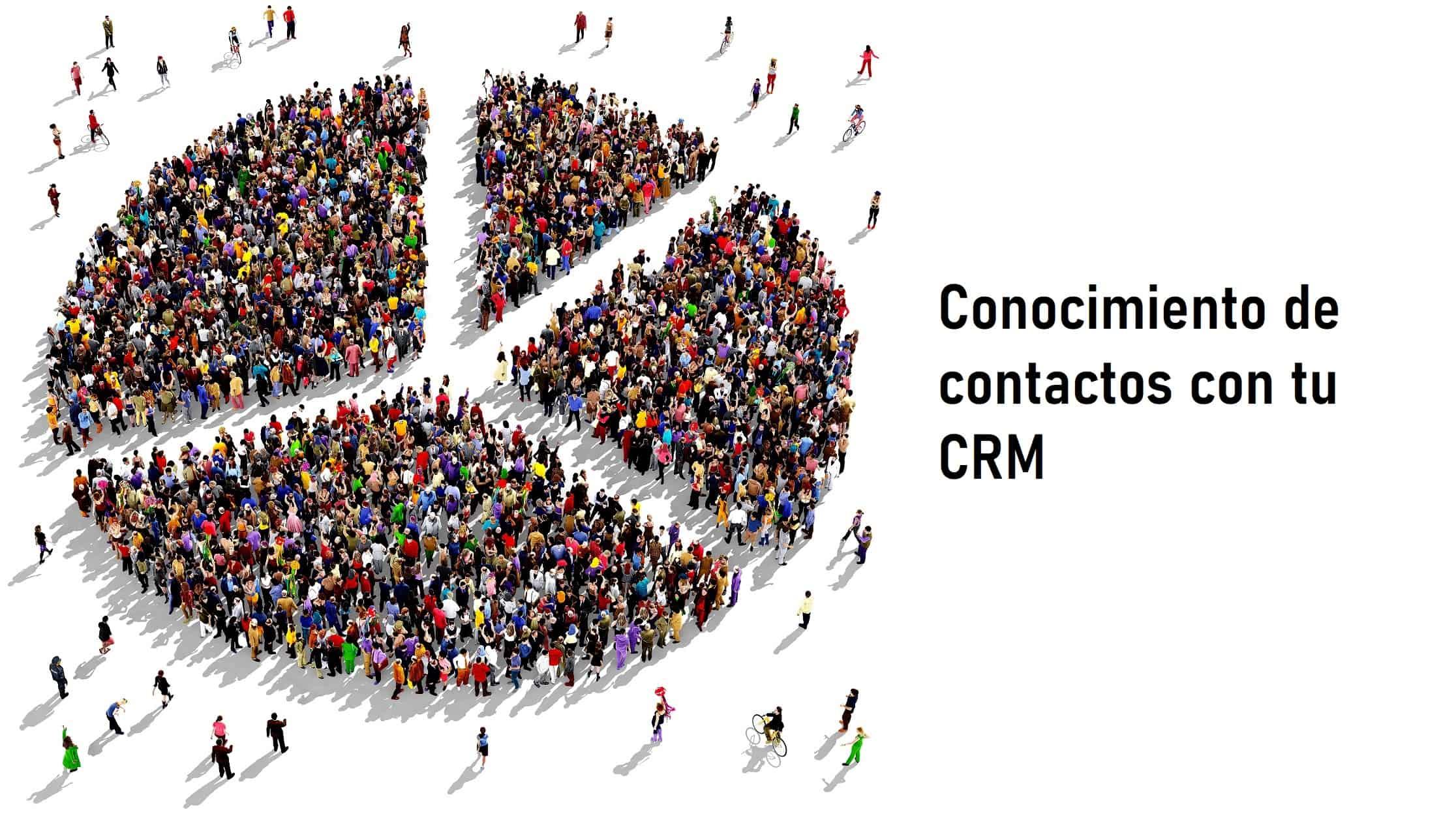 Conocimiento contactos CRM