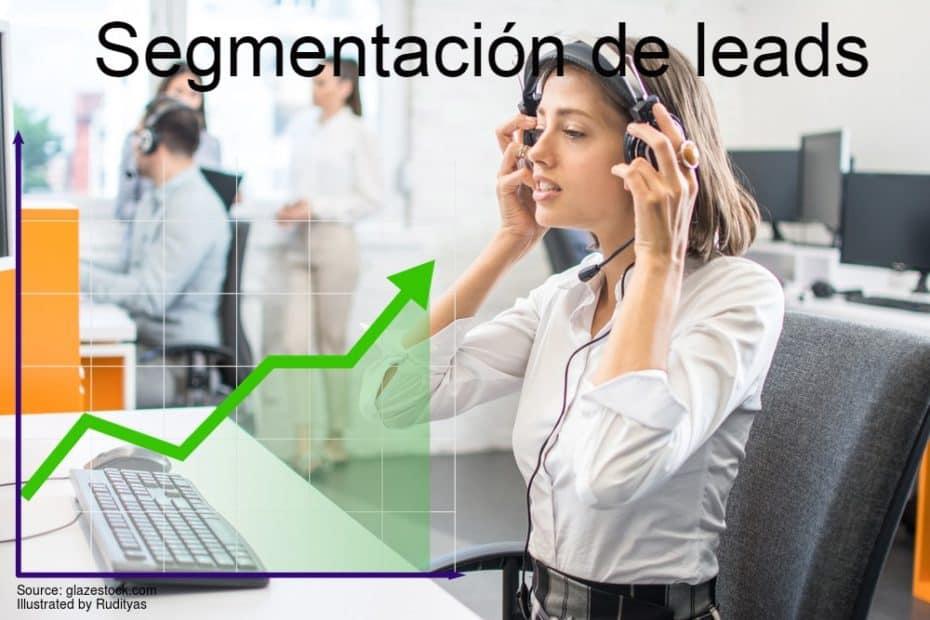 segmentacion leads crm automatico