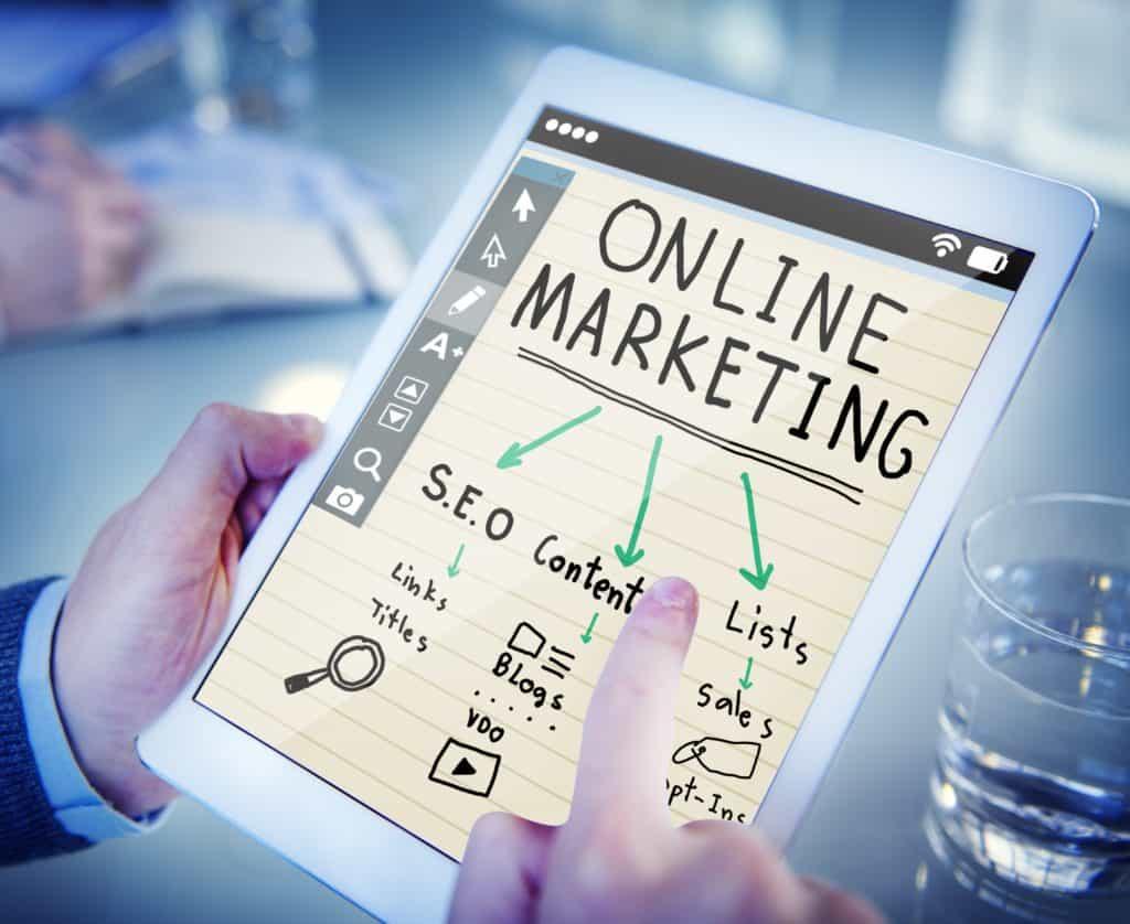 El marketing digital es un grupo de herramientas ejecutadas sobre internet