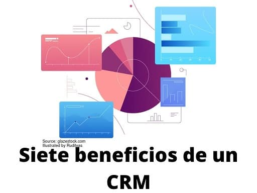 Siete beneficios CRM